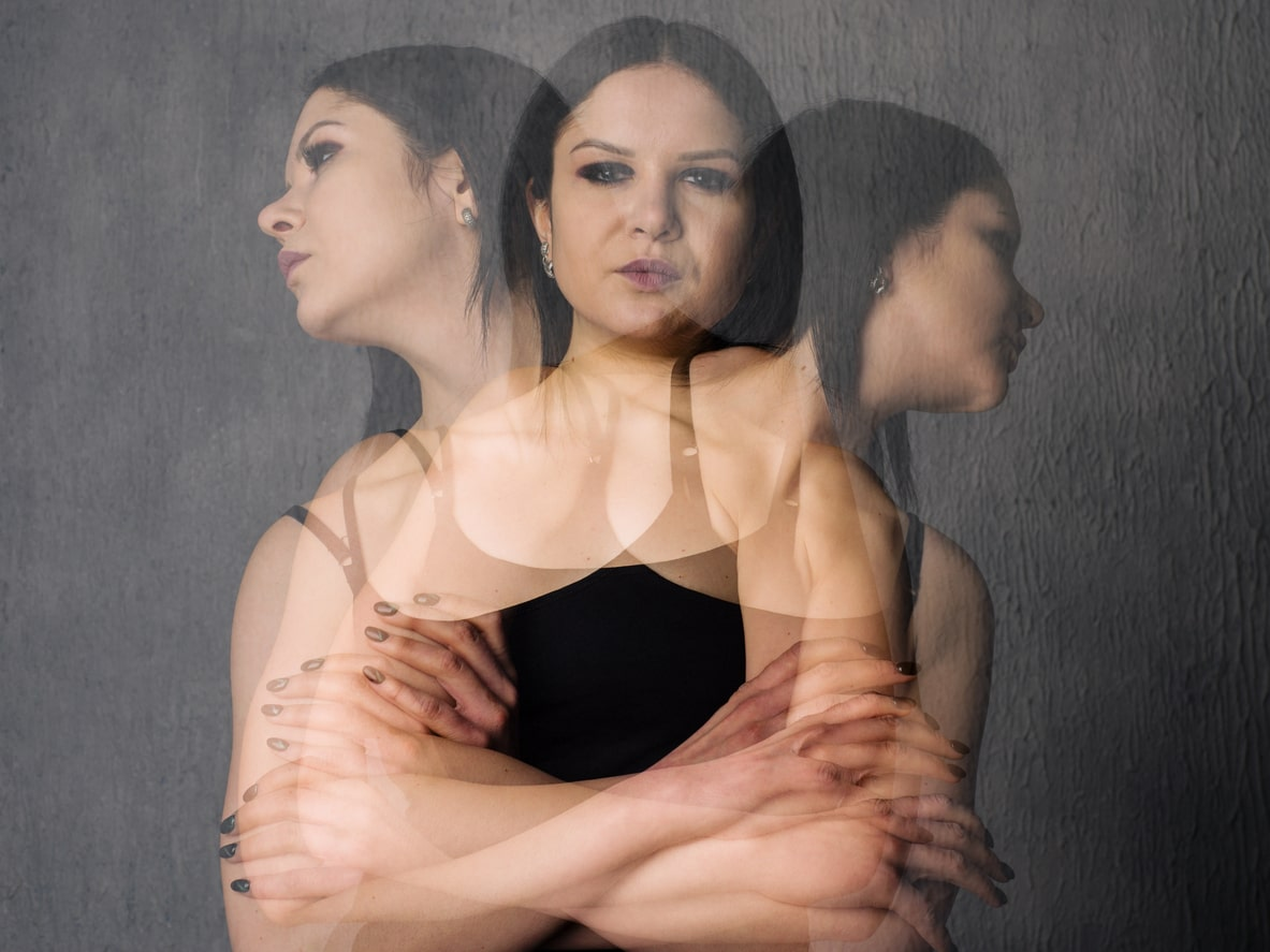 Transtorno dissociativo de identidade